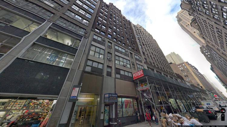 let office 257-261 west 38th street