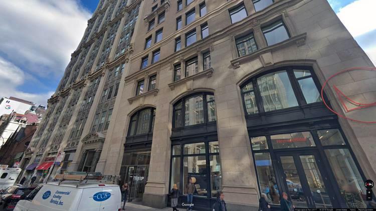 lease office 257 park avenue south
