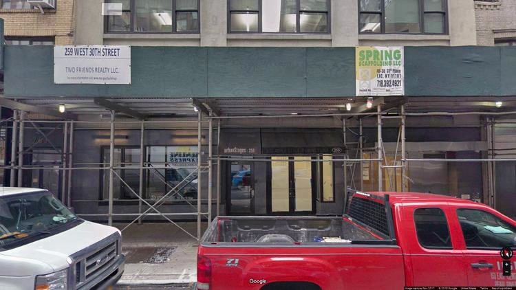 rent office 259 west 30th street