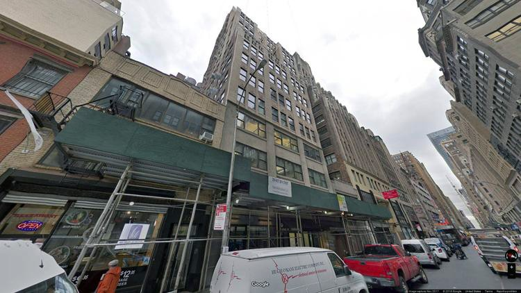 let office 259 west 30th street