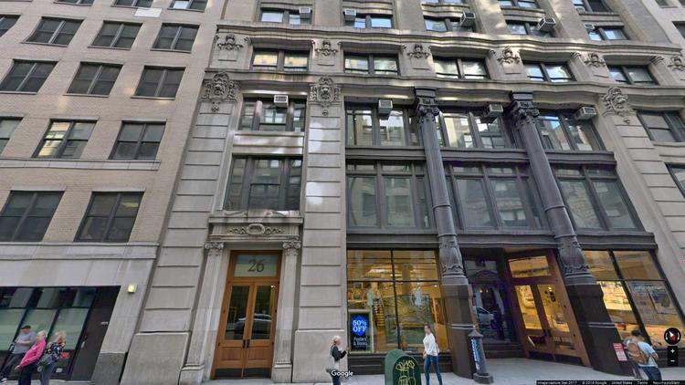 rent office 26 west 17th street