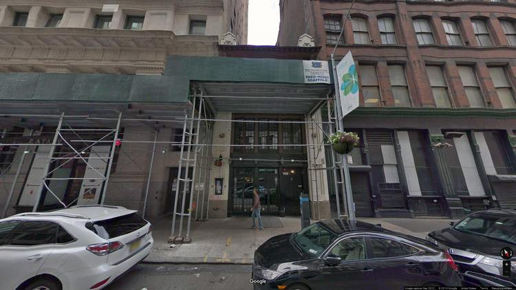 rent office 26 west 23rd street