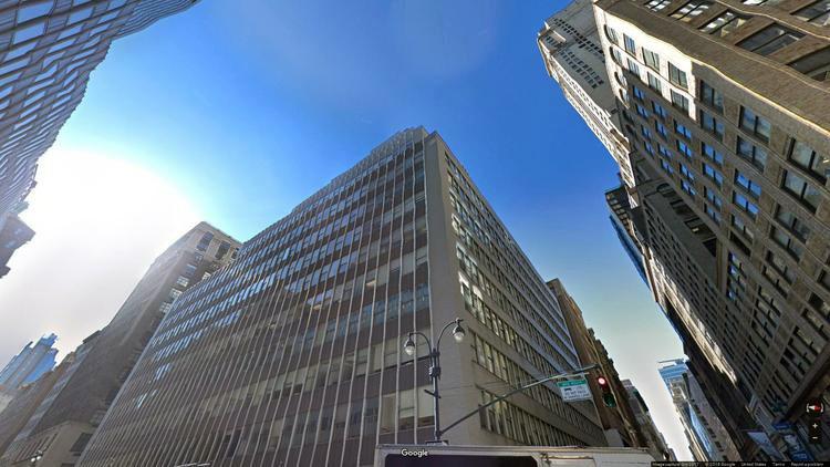lease office 260 madison avenue