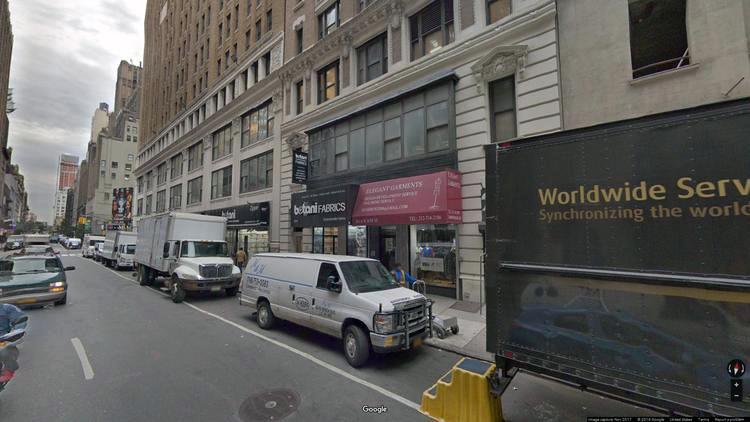 lease office 261 west 36th street