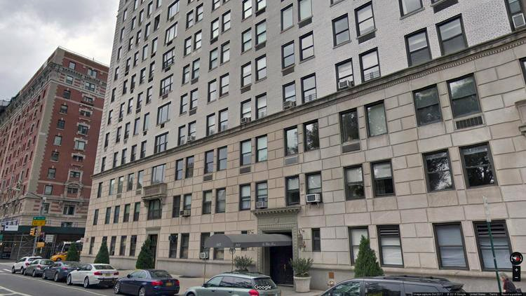 lease office 262 central park west