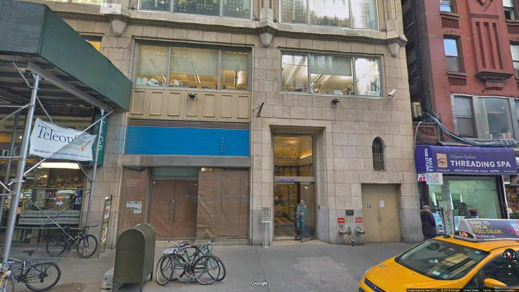 rent office 264 west 40th street