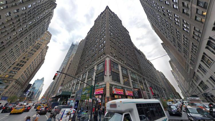 lease office 265-269 west 37th street