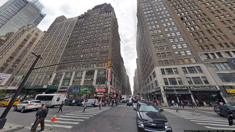 let office 265-269 west 37th street