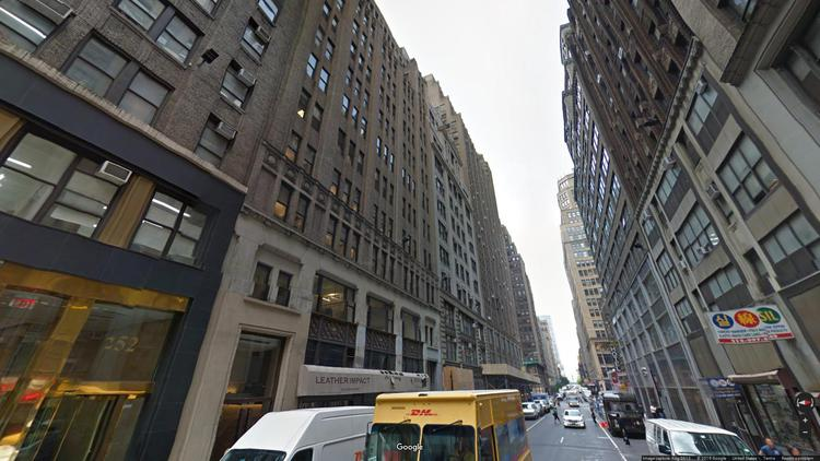 rent office 266 west 38th street