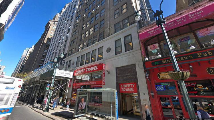 rent office 269-271 madison avenue