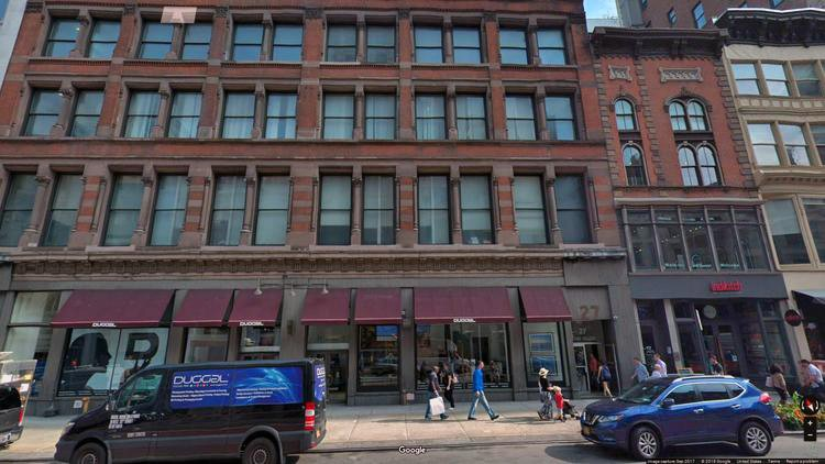 lease office 27-33 west 23rd street