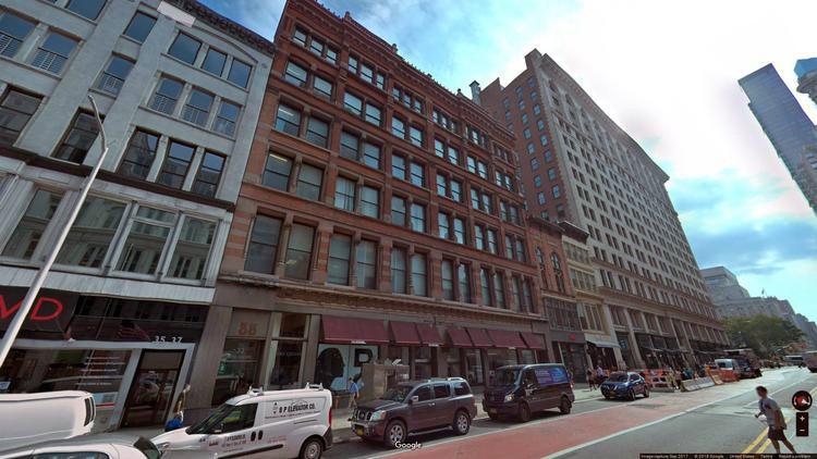rent office 27-33 west 23rd street