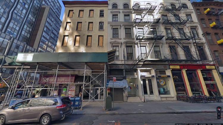 rent office 27 park place
