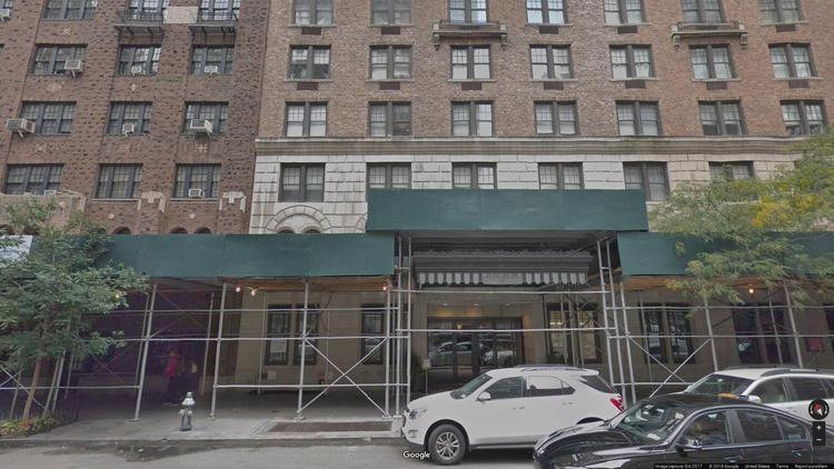 rent office 27 west 72nd street