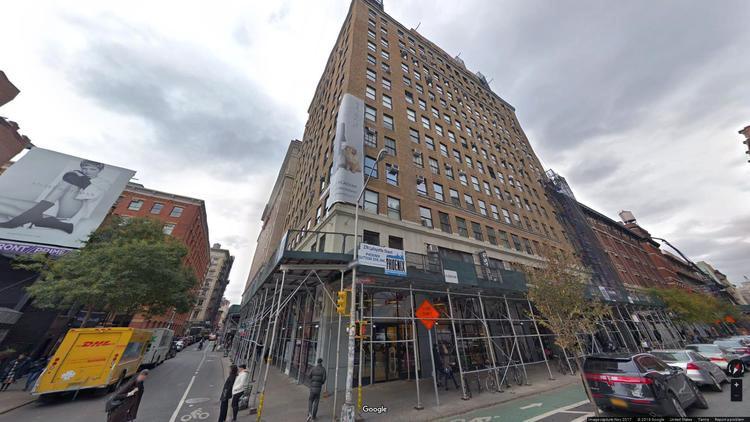 lease office 270 lafayette street