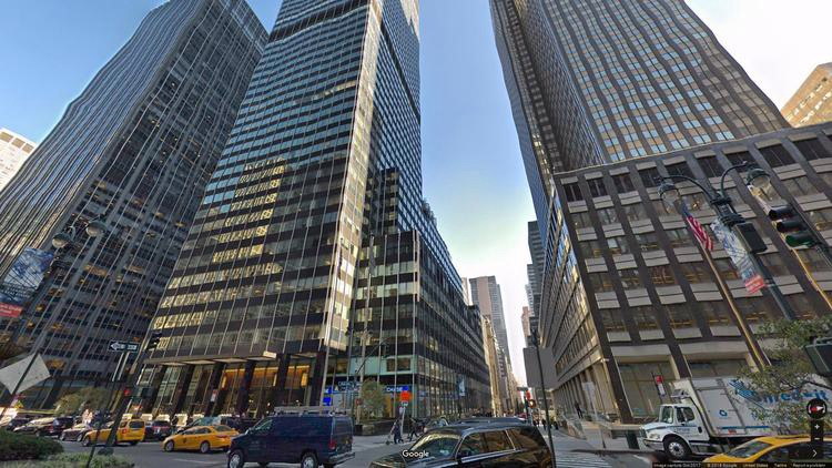 lease office 277 park avenue