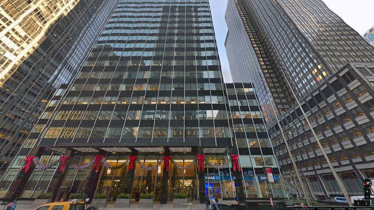 rent office 277 park avenue