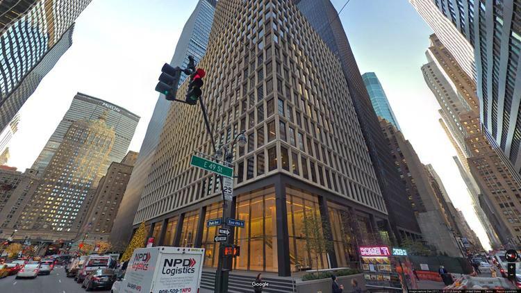 let office 280 park avenue