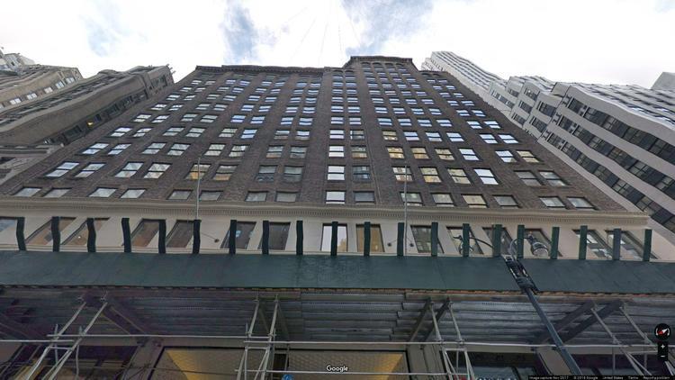 lease office 285 madison avenue
