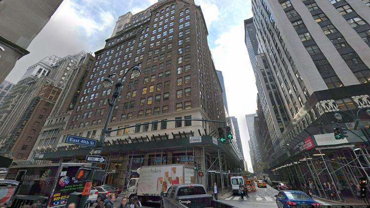 rent office 285 madison avenue