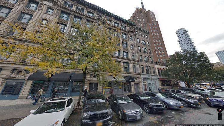 lease office 285 west broadway