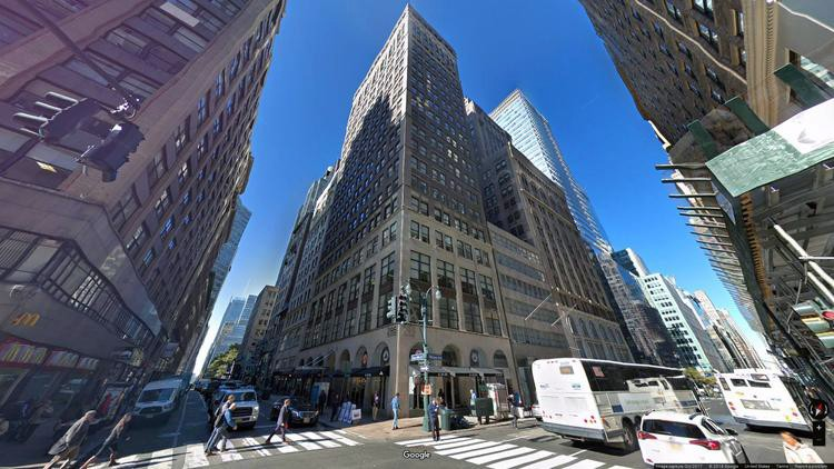 rent office 286 madison avenue