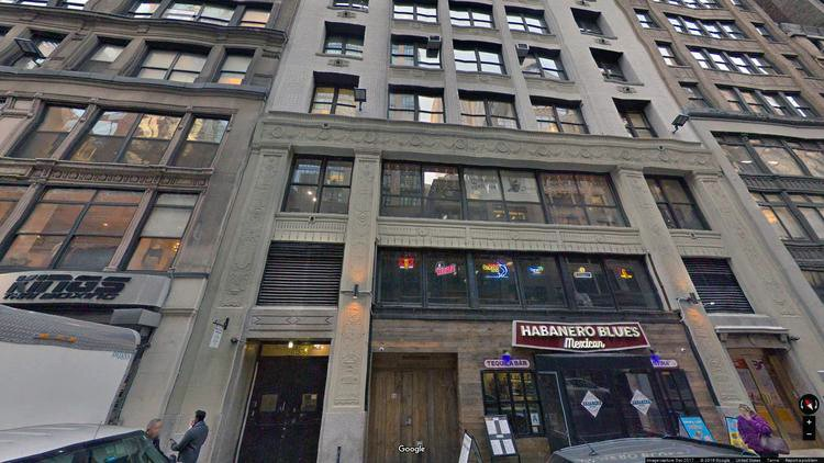rent office 29 west 36th street