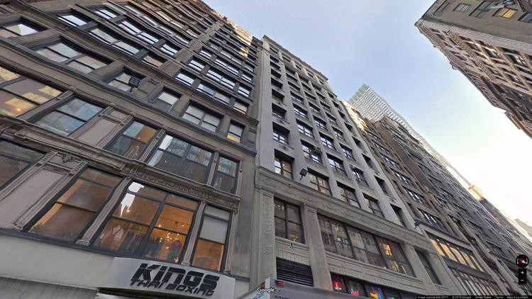 lease office 29 west 36th street