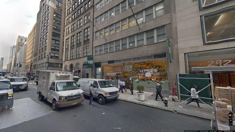 lease office 290 madison avenue