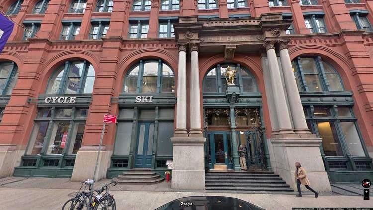 rent office 295-309 lafayette street