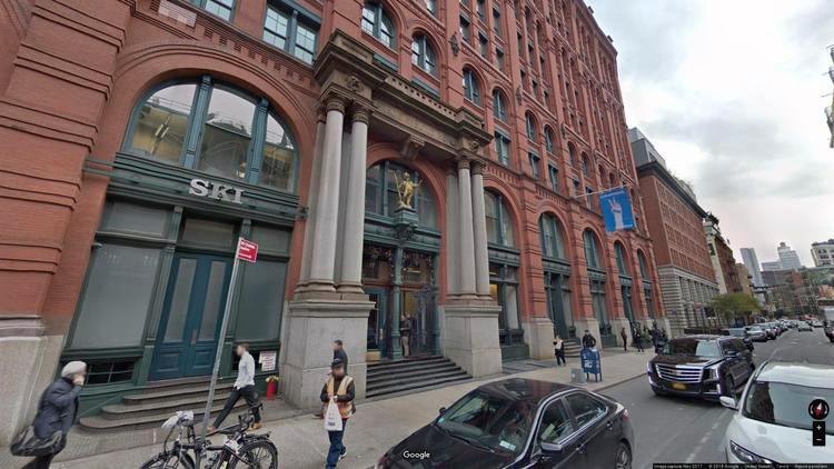 let office 295-309 lafayette street