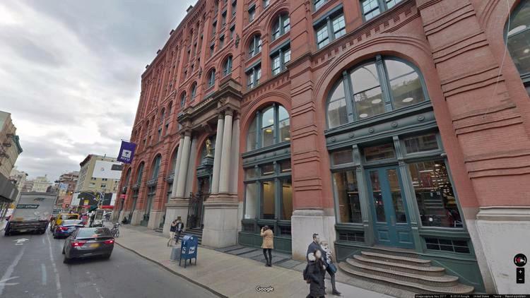 lease office 295-309 lafayette street
