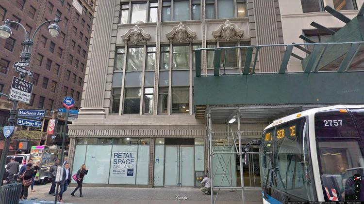 rent office 295 madison avenue