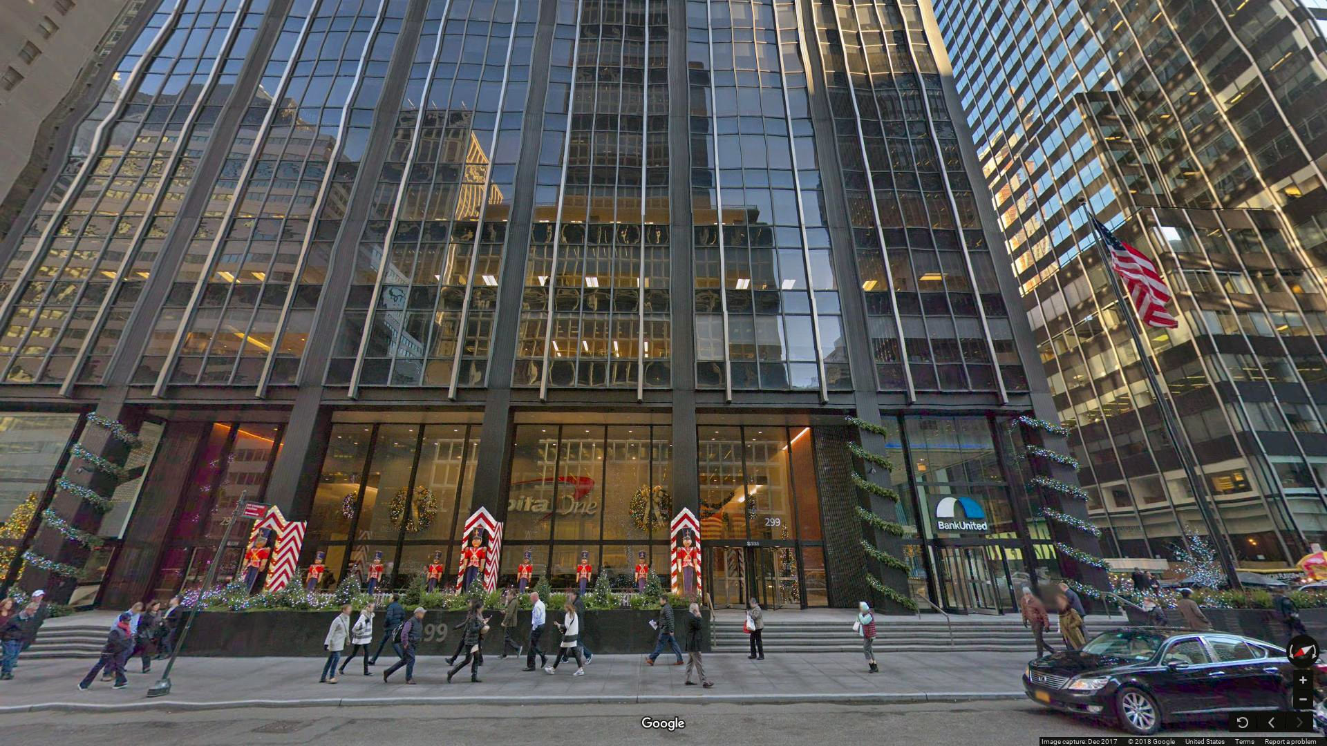 Rent Lease Coworking Or Sublease Office 299 Park Avenue