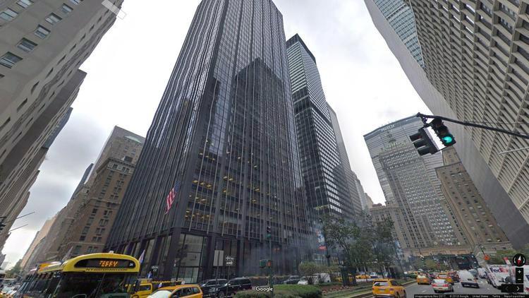 let office 299 park avenue