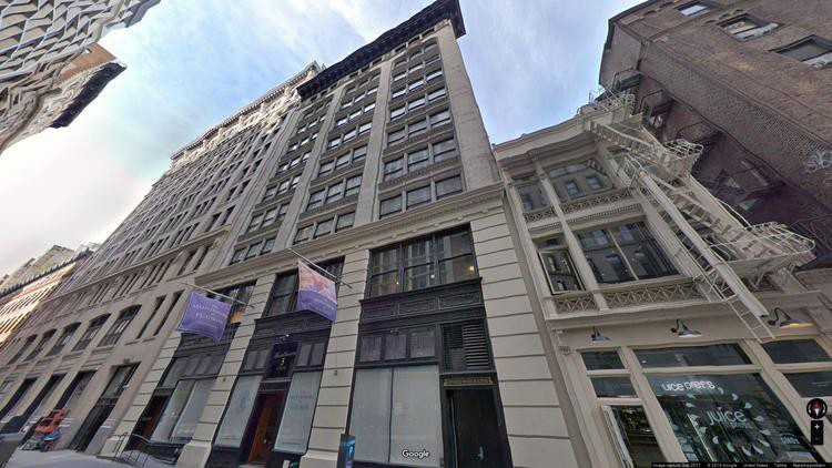 rent office 3-7 west 22nd street