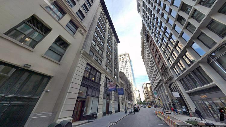 lease office 3-7 west 22nd street