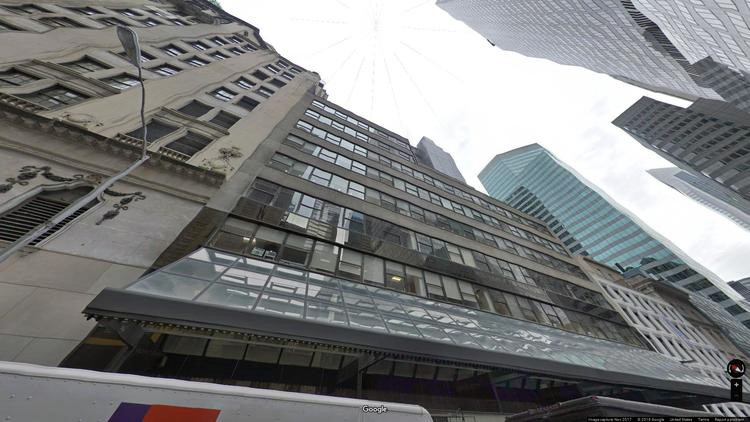 rent office 3 east 54th street