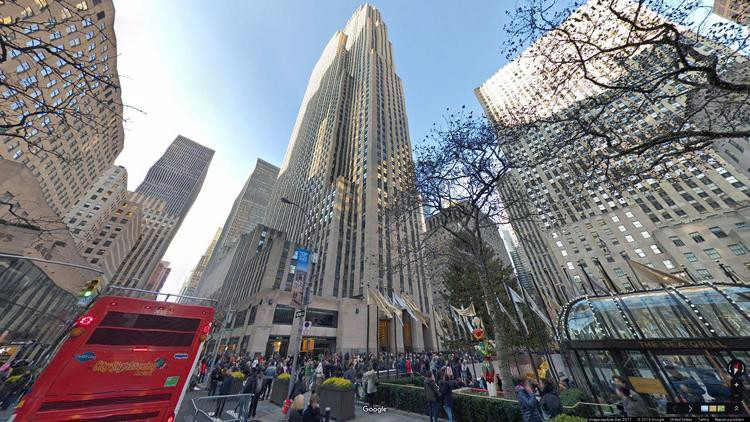 lease office 30 rockefeller plaza