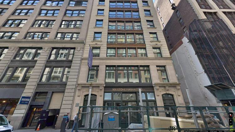 rent office 30 west 21st street