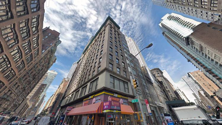 lease office 300-302 fifth avenue