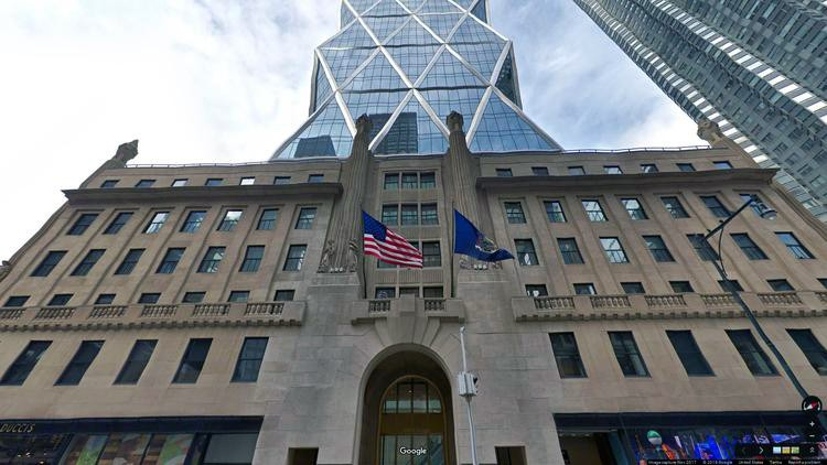 lease office 300 west 57th street
