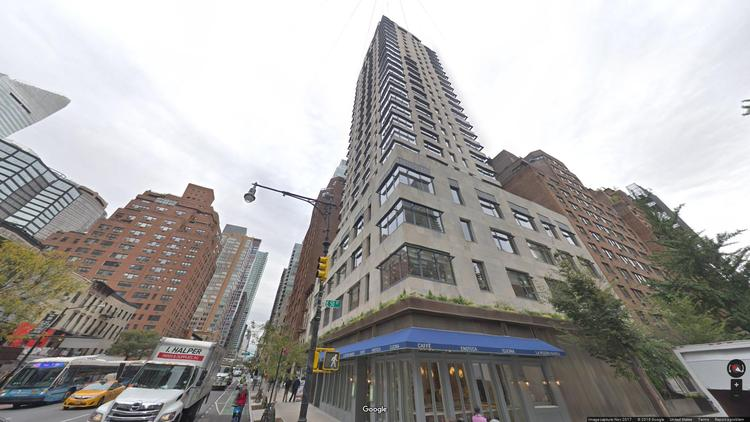lease office 301 east 50th street
