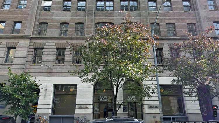 rent office 304 hudson street