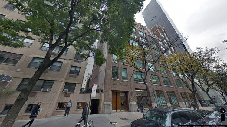 lease office 305 east 47th street