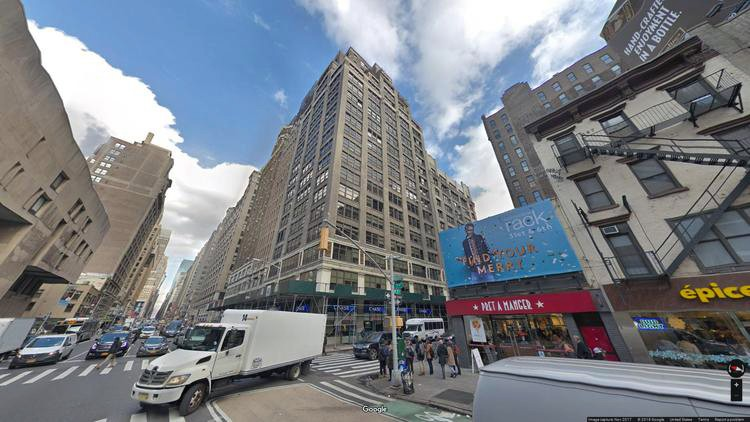 lease office 305 seventh avenue