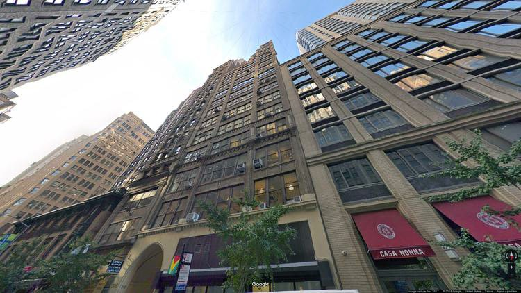 let office 306 west 38th street