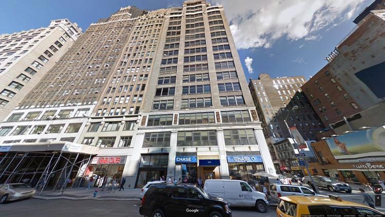 let office 307 seventh avenue