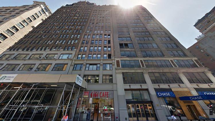 lease office 307 seventh avenue