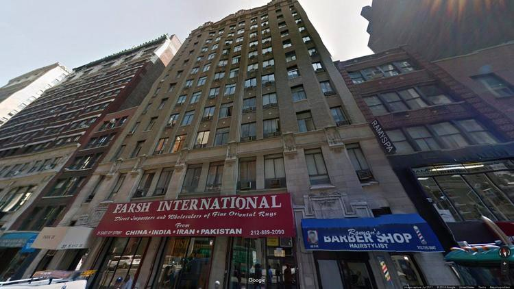 rent office 31-37 east 31st street